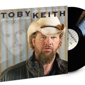 Toby Keith - Shouldve Been A Cowboy packshot