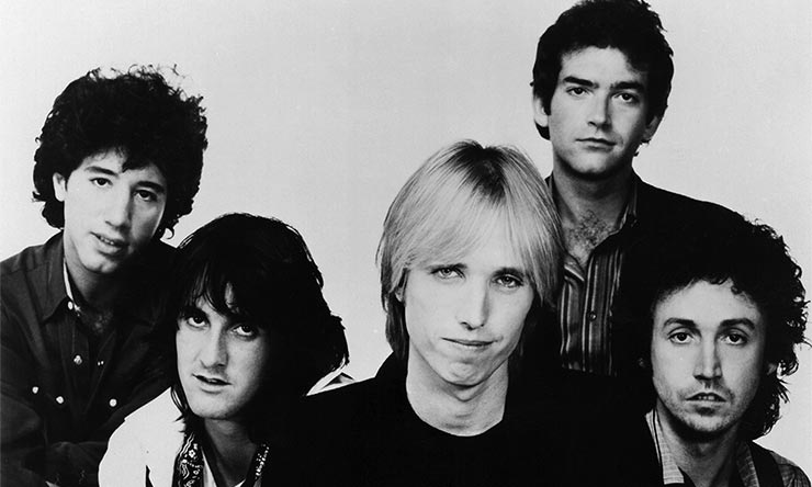 Tom Petty and the Heartbreakers credit Aaron Rapoport
