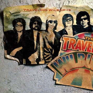 Traveling Wilburys Vol 1 album cover web optimised 820