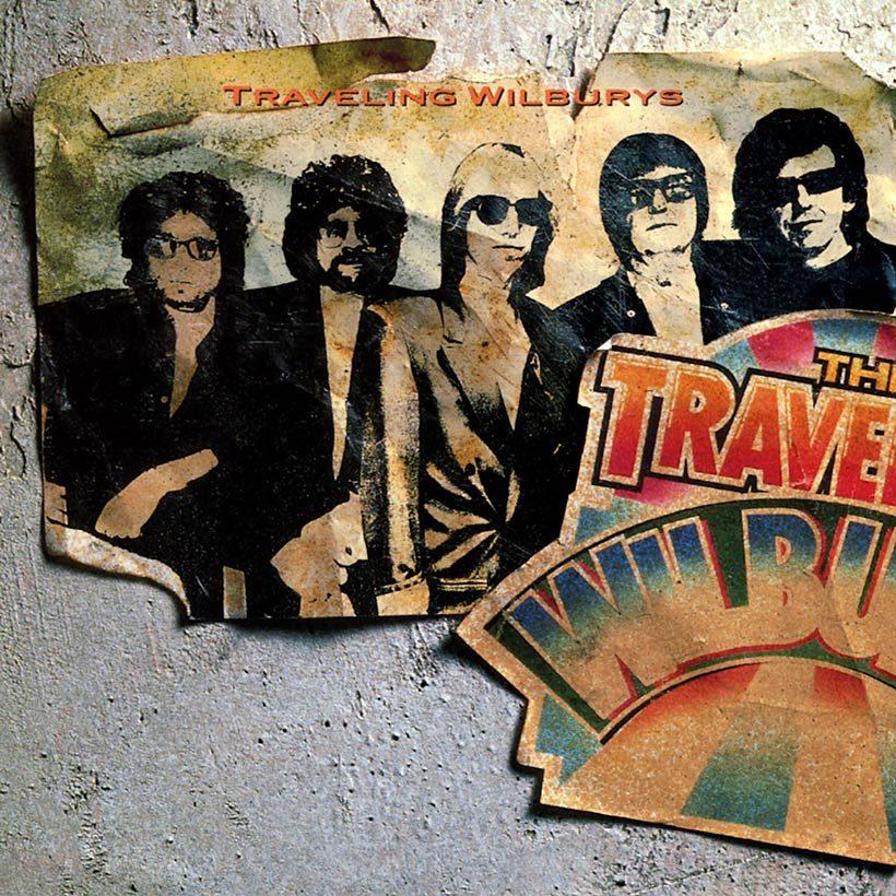 Traveling Wilburys Vol 1 album cover web optimised 820