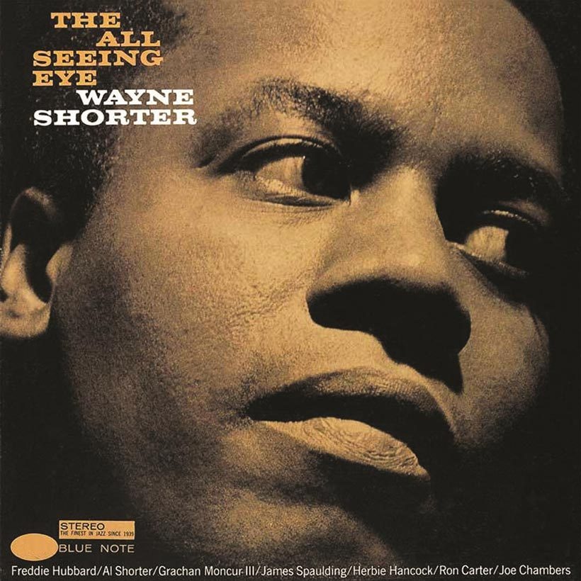 Wayne Shorter The All Seeing Eye album cover web optimised 820