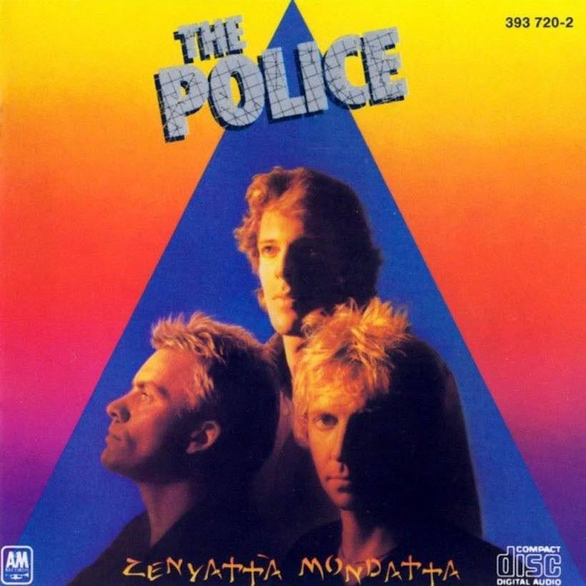 The Police artwork: UMG