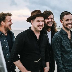 Mumford And Sons Extend American Fall Tour