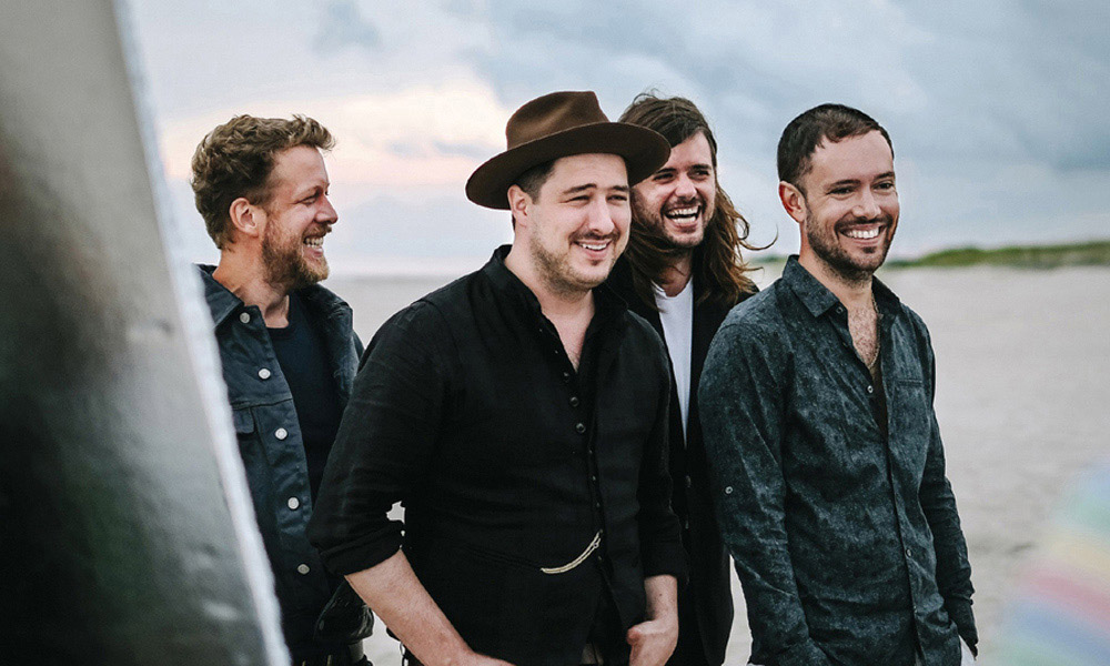 Mumford And Sons Set To Receive John Steinbeck Award