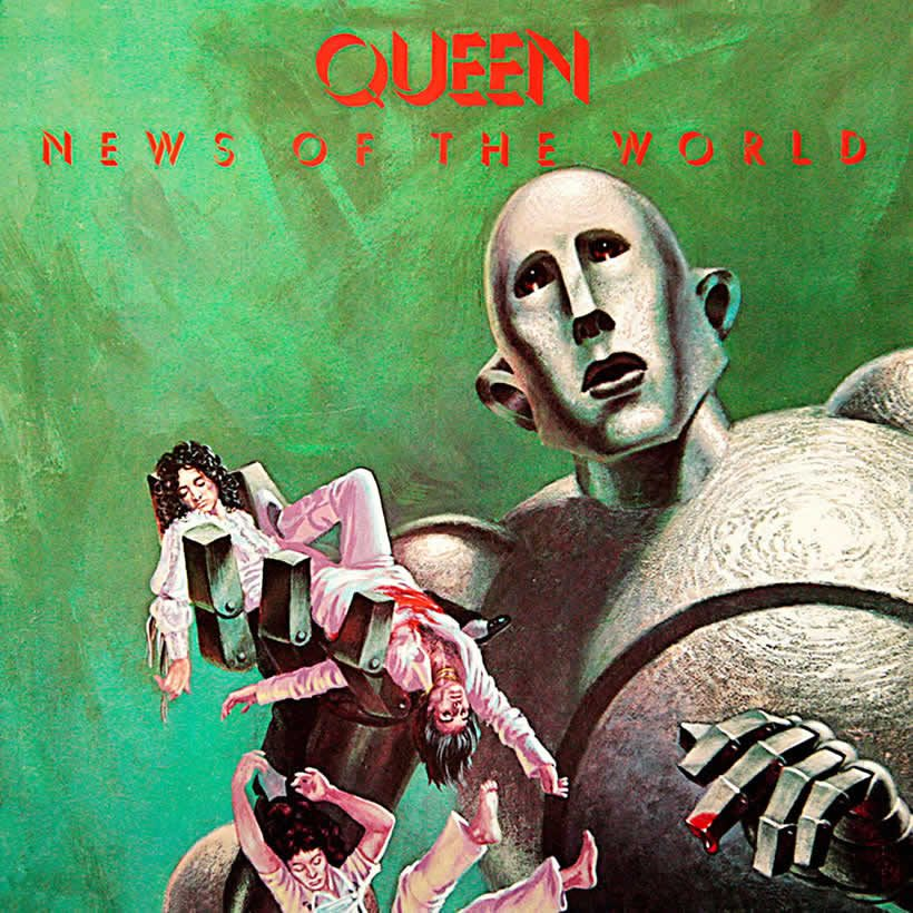 Queen - News Of The World Artwork