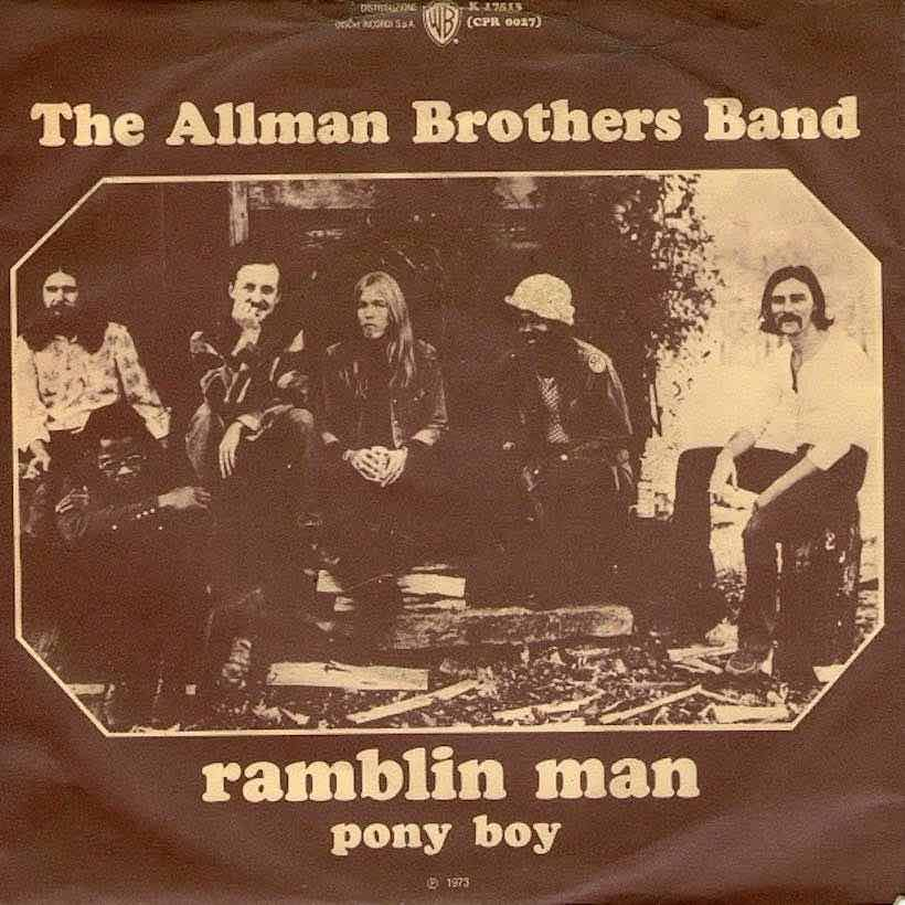 'Ramblin' Man': Allman Brothers Sing For All Their Brothers And Sisters