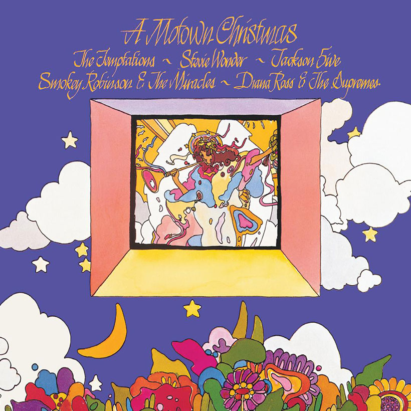 A Motown Christmas album cover web optimised 820
