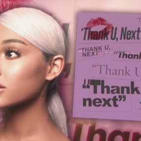 Ariana Grande Thank U, Next