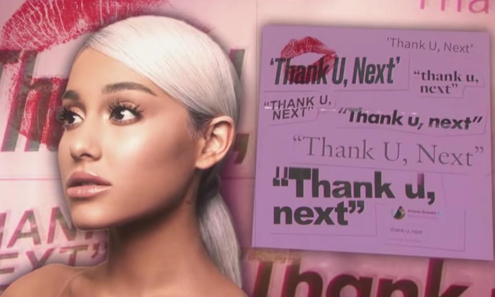 Ariana Grande Scores First No. 1 Hit With 'Thank U, Next' - photo#11