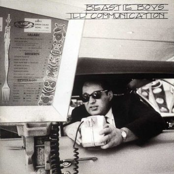 Beastie Boys Ill Communication album cover web optimised 820