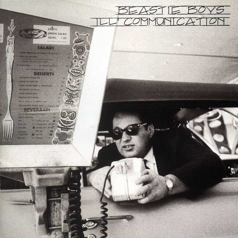 Beastie Boys Ill Communication album cover web optimised 820
