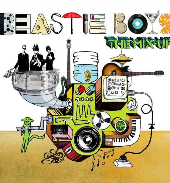 Beastie Boys - The Mix-Up album cover web optimised 820