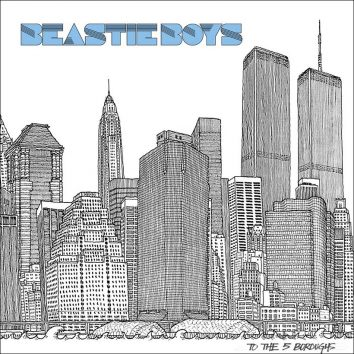 Beastie Boys To The 5 Boroughs artwork web optimised 820