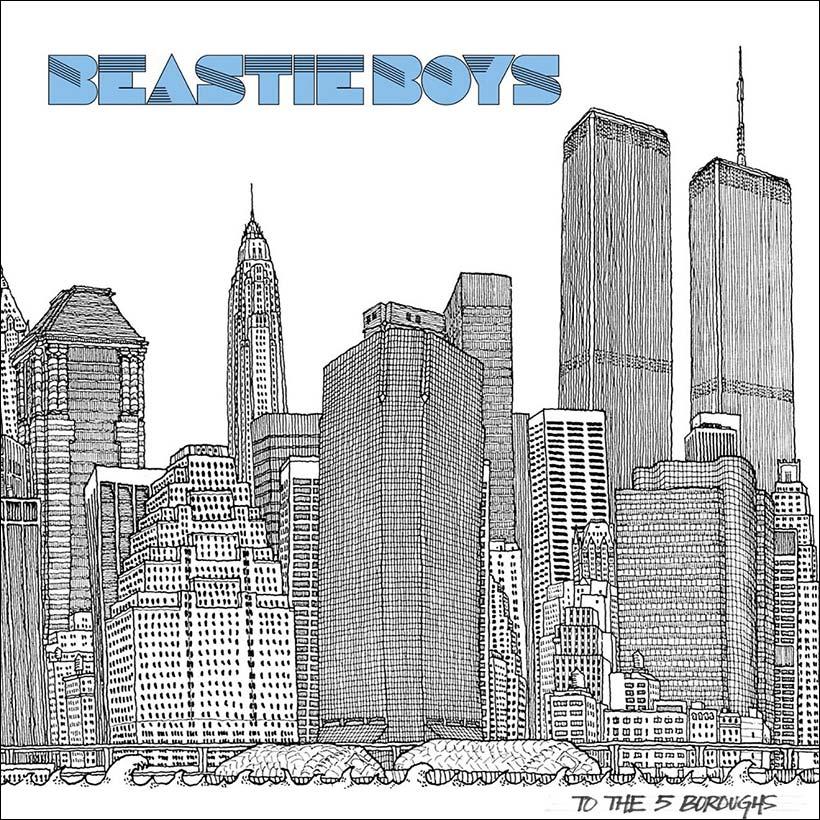 Beastie Boys To The 5 Boroughs artwork web optimised 820