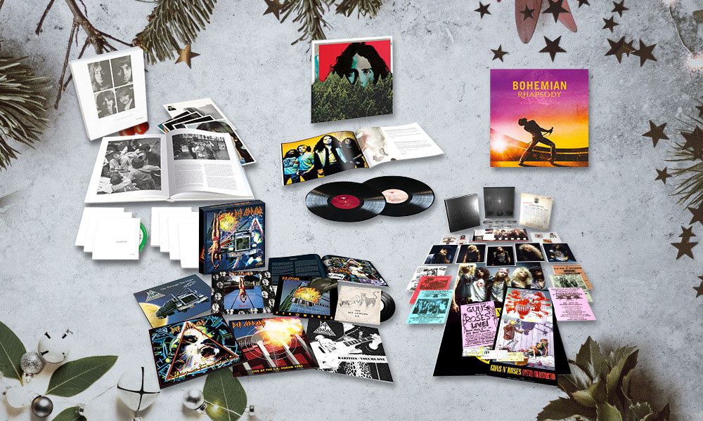Best Rock Music Gifts For Christmas
