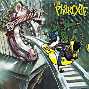 Bizarre Ride II The Pharcye album cover web optimised 820
