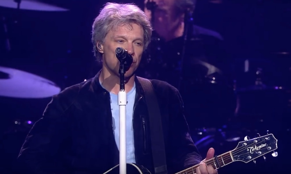 Bon Jovi screenshot