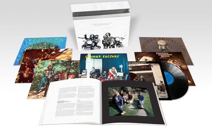 Creedence Clearwater Revival The Complete Studio Albums