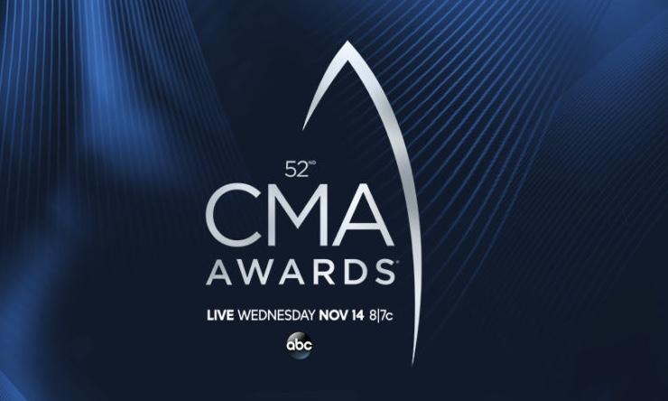 CMA Awards 2018 logo
