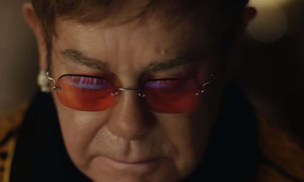 Elton John John Lewis Christmas