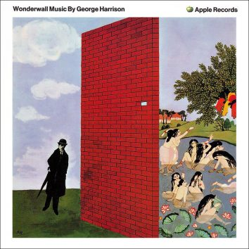 George Harrison Wonderwall Music album cover web optimised 820