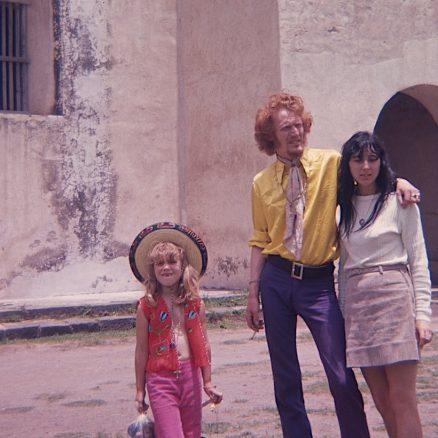 Ginger Baker family