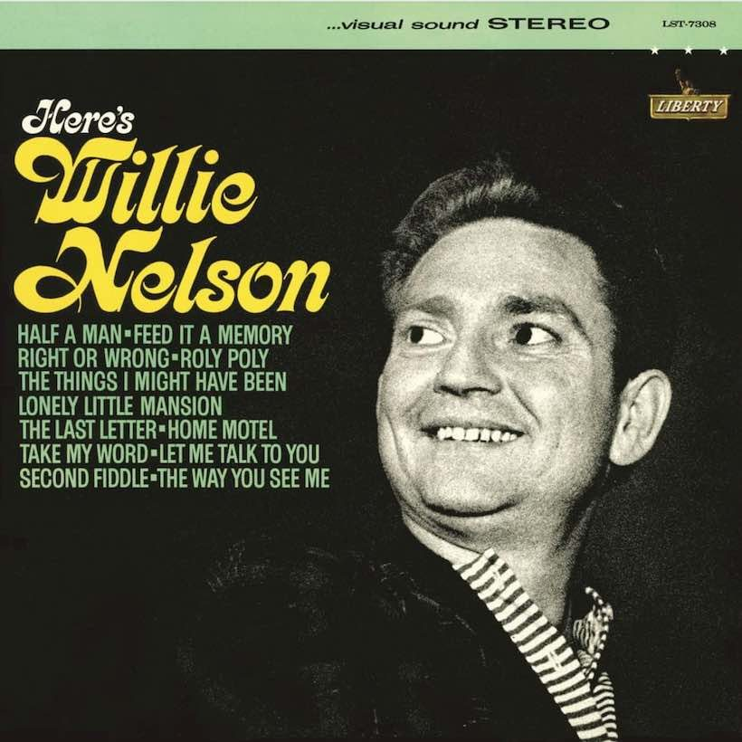 Here's Willie Nelson