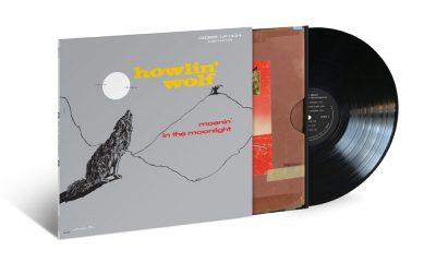 Vinyl Howlin Wolf Moanin Moonlight