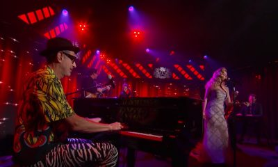 Jeff Goldblum and the Mildred Snitzer Orchestra Jimmy Kimmel