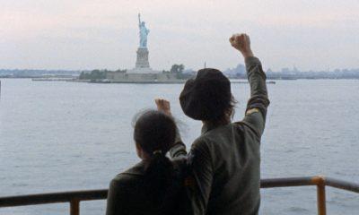 John Lennon and Yoko Ono Gimme Some Truth - Photo: Bob Fries © Yoko Ono