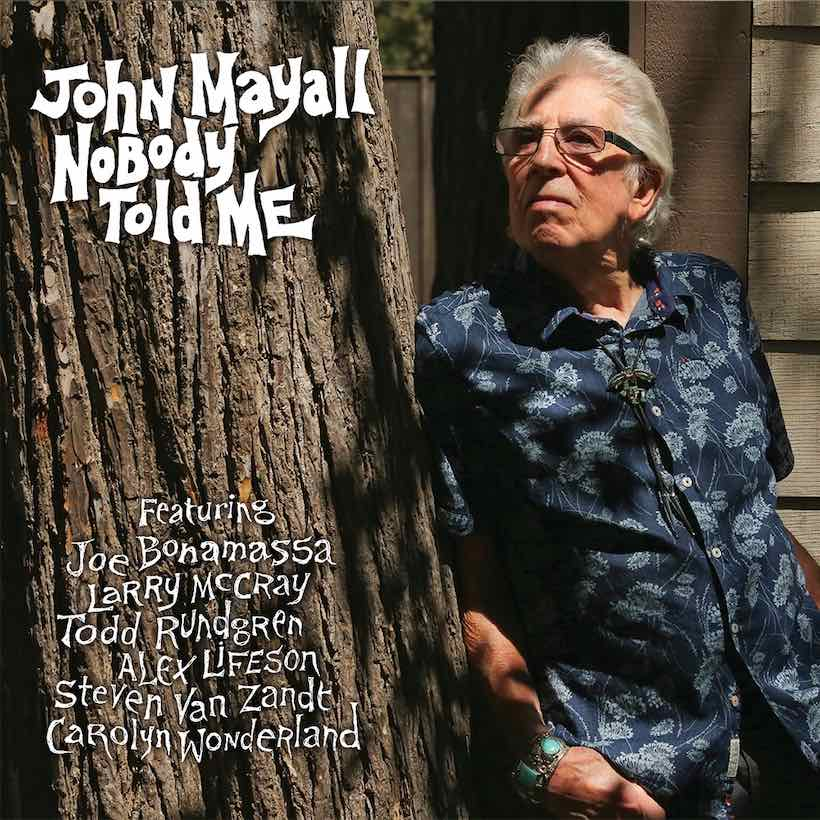 John Mayall Announces New Album With Guests Alex Lifeson, Joe Bonamassa And More