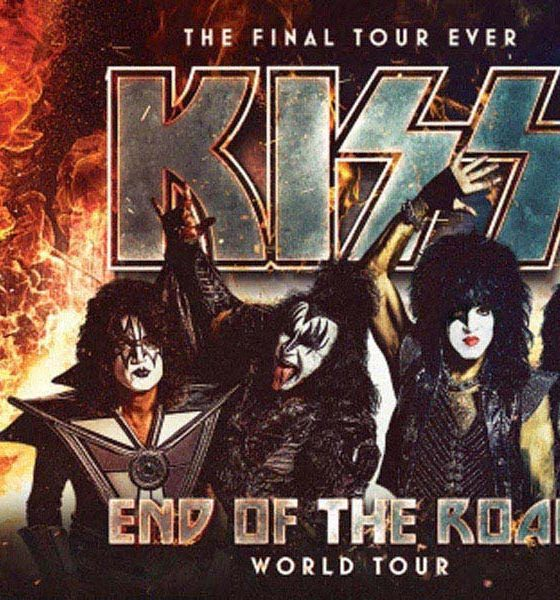 KISS End Of The Road Stage