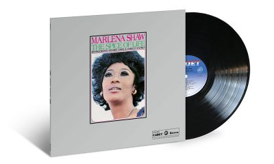 Marlena Shaw The Spice Of Life 3D packshot