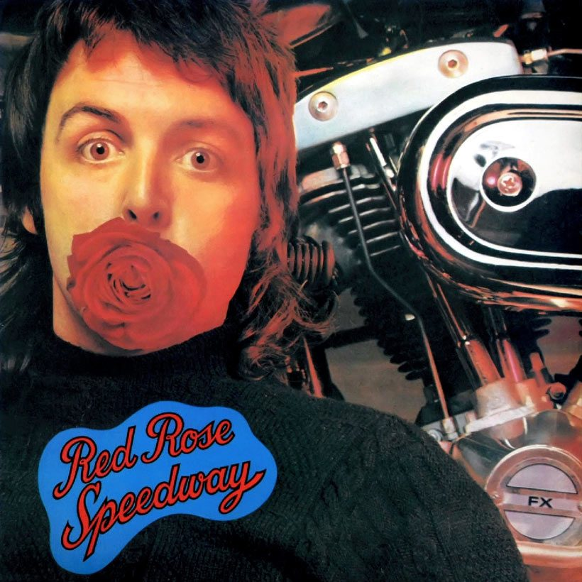 Paul McCartney And Wings Red Rose Speedway album cover web optimised 820