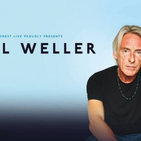 Paul Weller Forest Live