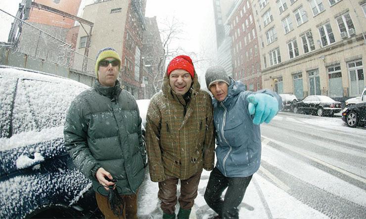 Beastie Boys 2009 photo CREDIT Nathaniel Hornblower web optimised 740