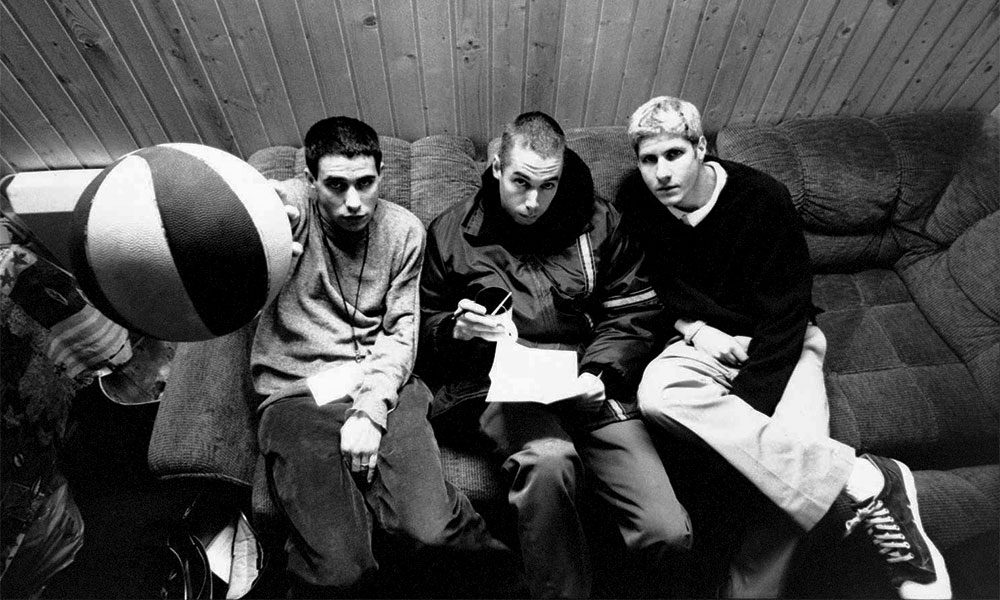 Beastie Boys Ill Communication era web optimised 740 CREDIT EMI Music Ltd