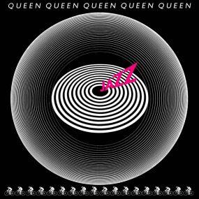 Queen Jazz album cover 820