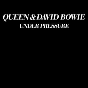 Queen and David Bowie Under Pressure single artwork web optimised 820