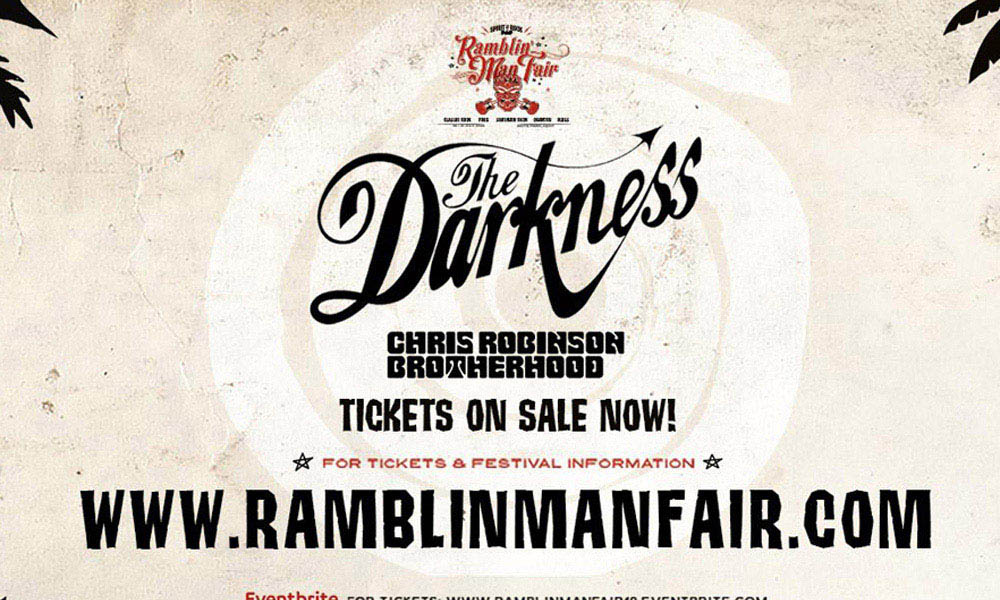 Darkness Ramblin Man Fair