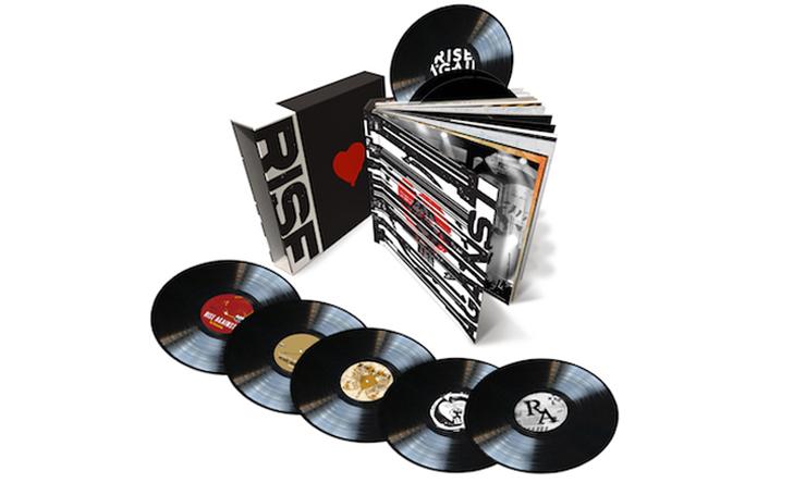 Rise Against LP Box Set