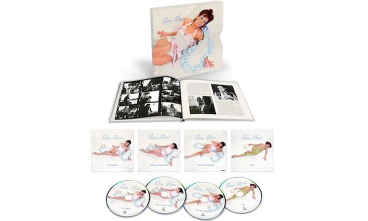 Roxy Music Box Set