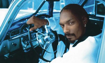 Snoop Dogg Press Shot