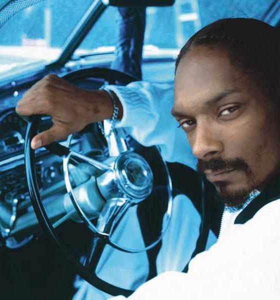 Snoop Dogg Press Shot
