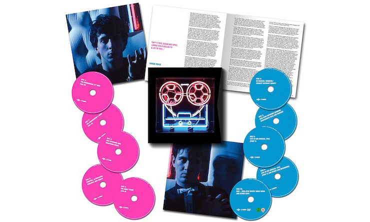 Soft Cell - Keychains & Snowstorms - The Soft Cell Story