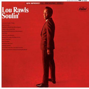 Soulin Lou Rawls album