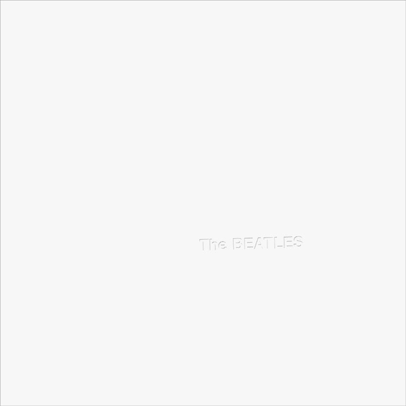 The Beatles White Album album cover web optimised 820 brightness
