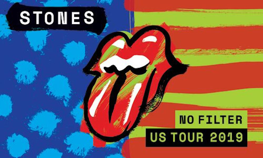 the rolling stones announce 2019 no filter us stadium tour udiscover. Black Bedroom Furniture Sets. Home Design Ideas