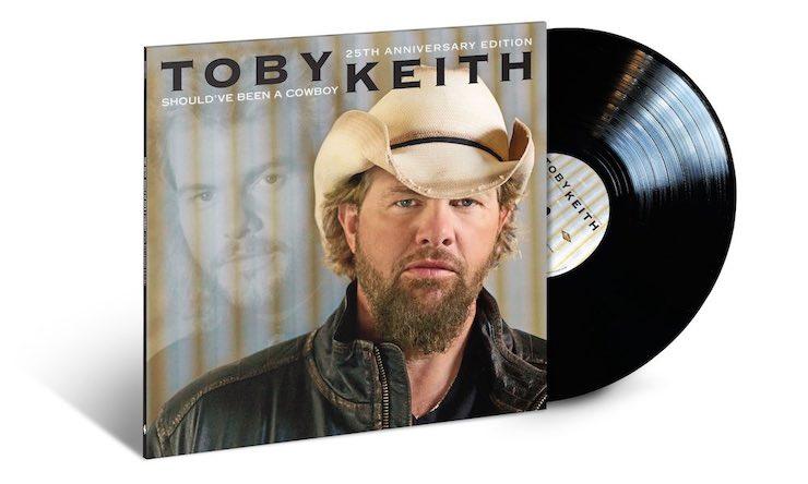 Toby Keith packshot