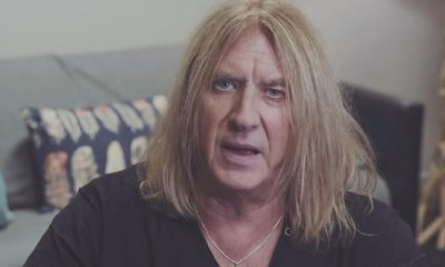 Joe Elliott Classic Song Pour Sugar